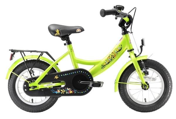 Bikestar Premium Kids Bike Classic 12'' brilliant green