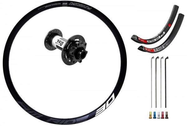 "DT Swiss 350 Boost Disc IS Custom Vorderrad MTB 27,5"""