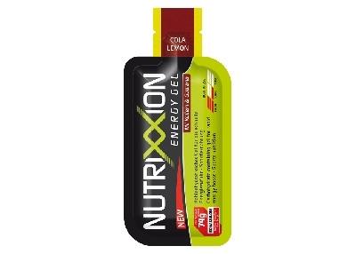 Nutrixxion Energy Gel Cola Lemon Koffein