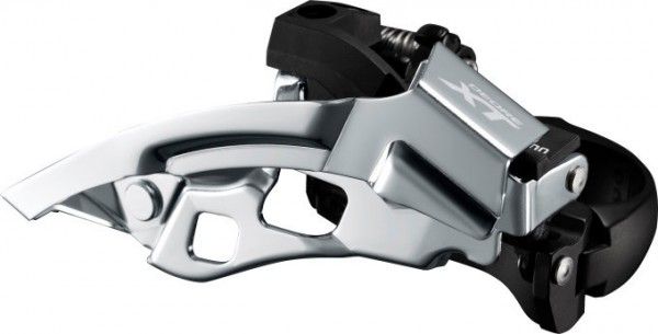 Shimano XT Umwerfer FD-T8000 3x10 low clamp