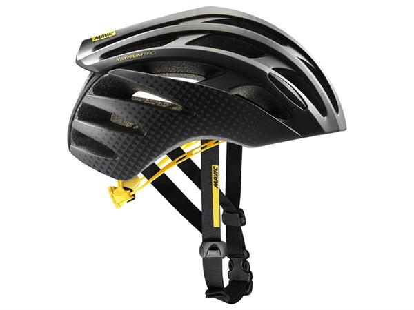 Mavic Helm Ksyrium Pro black/yellow