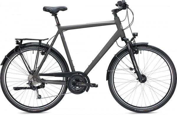 "Morrison Trekkingbike T 5.0 Plus Men 28"" matt titanium"
