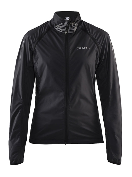 Craft Velo Convert Jacke Damen schwarz