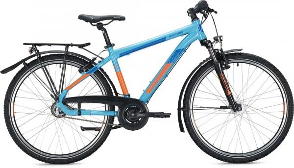 Morrison MESCALERO S26 FL light blue-dark blue