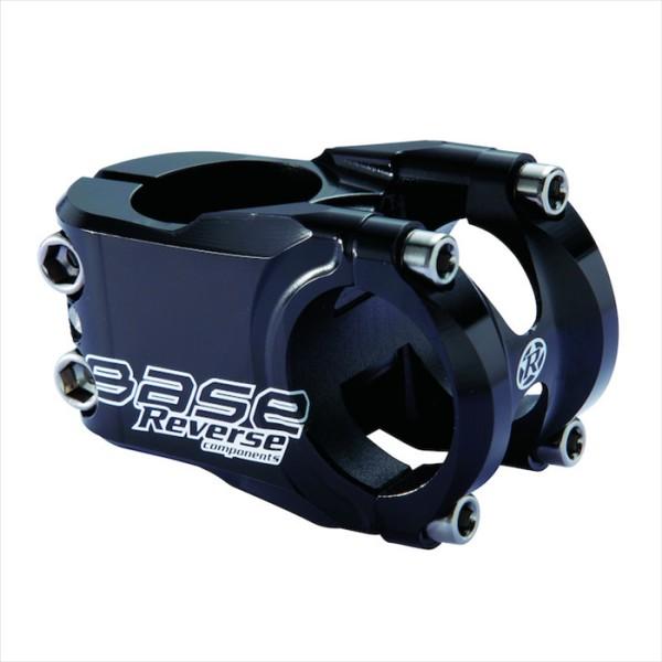 Reverse Stem Base 40mm black