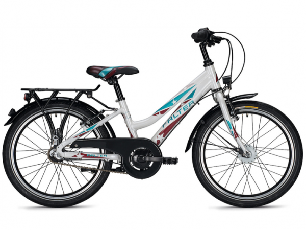 Falter FX 203 ND 20 inch trave white Kids Bike