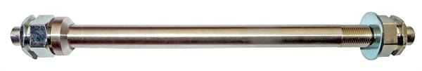 FollowMe Steckachsadapter für Syntace/DT-Swiss Boost 167mm