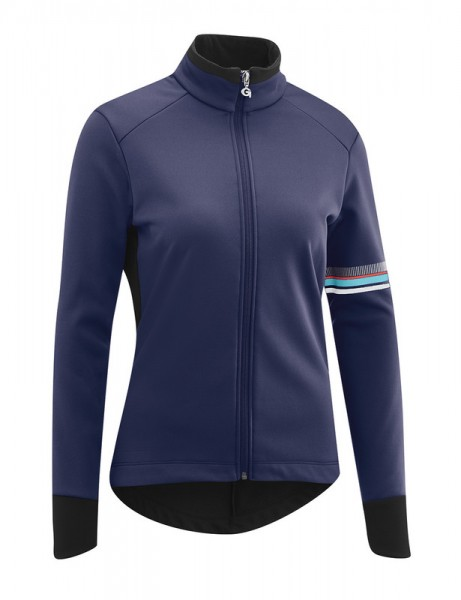 Gonso Draina ladies softshell jacket medieval blue