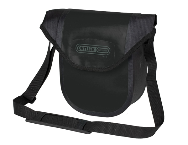 Ortlieb Ultimate Six Compact Free black 2,7L