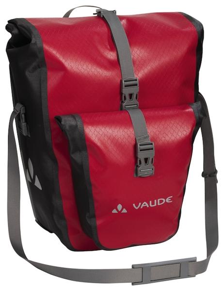 Vaude Aqua Back Plus Hinterradtasche Rot Einzeltasche B-Ware