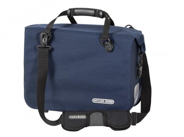Ortlieb Office-Bag QL2.1 Aktentasche 21 L steel blue PVC-frei