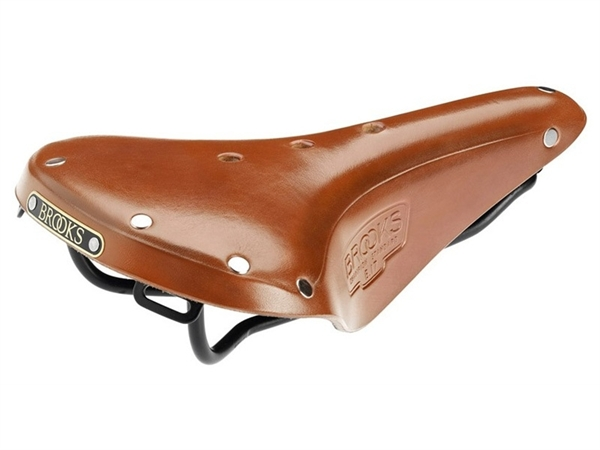 Brooks Saddle B17 Standard honey