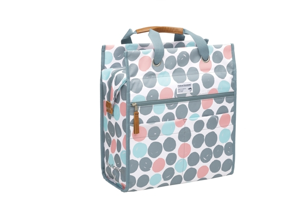 New Looxs Lilly Bicycle Bag Dots Multi