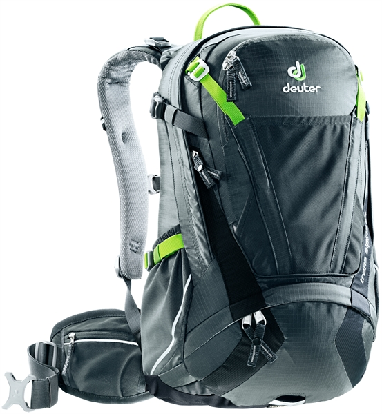 Deuter Trans Alpine 24 graphite-black