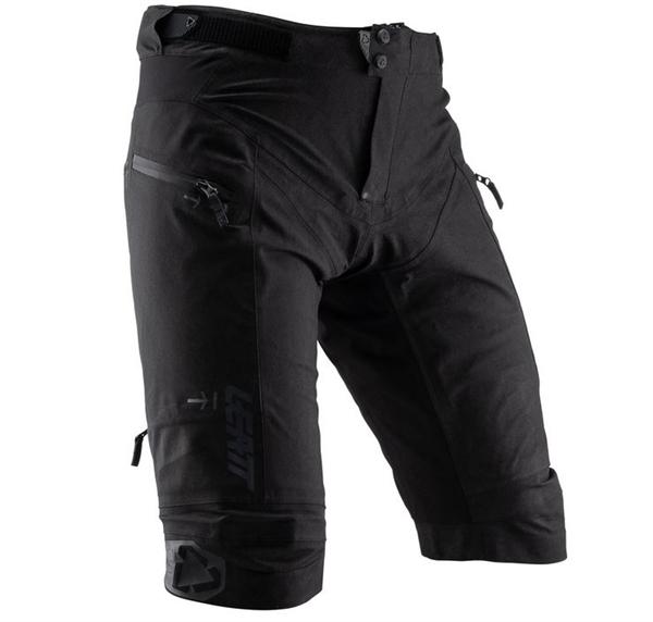 Leatt DBX 5.0 Shorts All Mountain wasserdicht schwarz