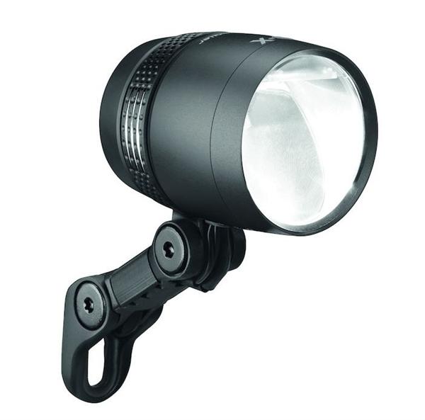 Busch & Müller LED Dynamo Light Lumotec IQ-X - black used Part