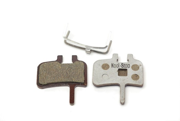 Kool Stop Brake Pads Avid Juicy - with alloy base plate