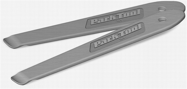 Park Tool TL-5 Heavy Duty Steel Tire Lever Set