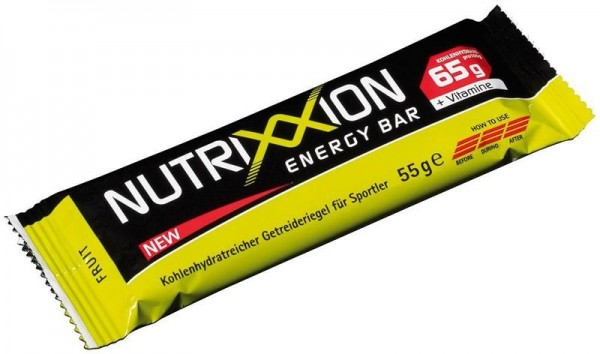 Nutrixxion Energy Bar Fruit