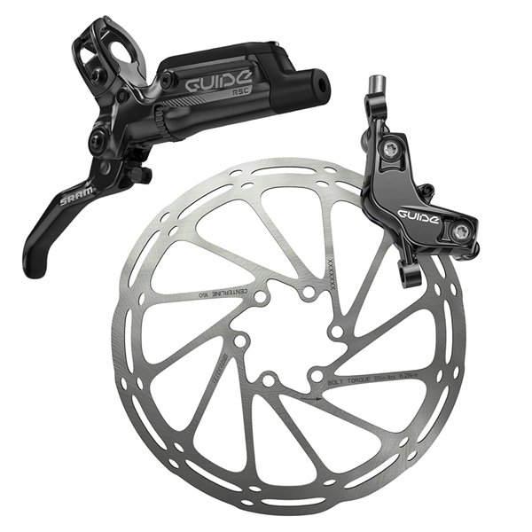 SRAM Guide RSC Disc Brake - black