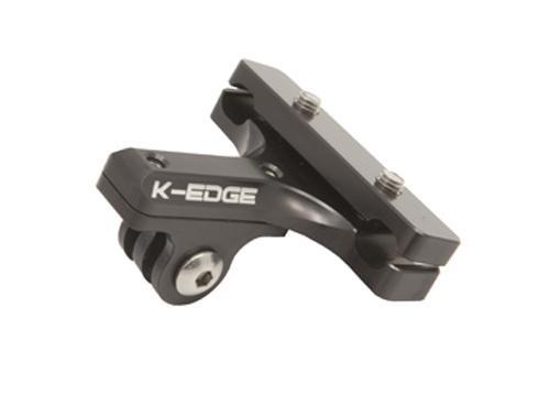 K-Edge Go Big Pro Saddle Rail Mount black