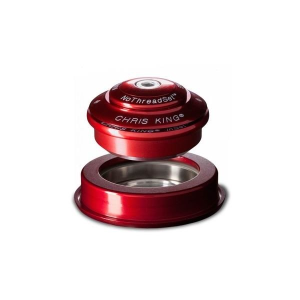 """Chris King InSet 2 Tapered Headset, 1 1/8""""- 1.5"""" - GripLock - ZS44/28.6 