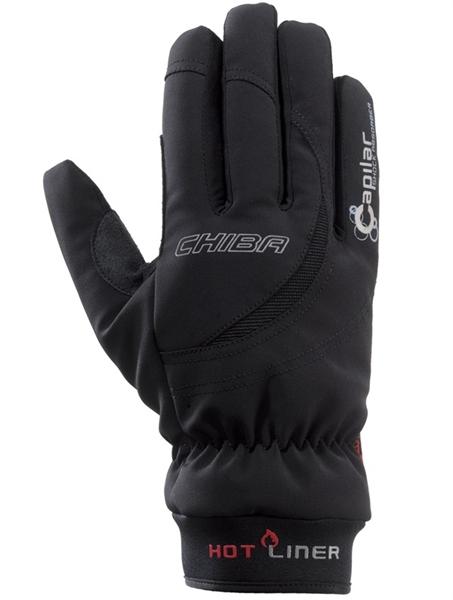 Chiba Capilar Absorber Handschuh schwarz %
