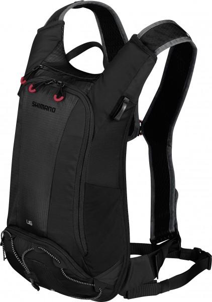 Shimano Unzen Trail Backpack 6L hydration black