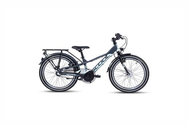 S´COOL XXlite 20 Aluminium 7-Gang blue/petrol