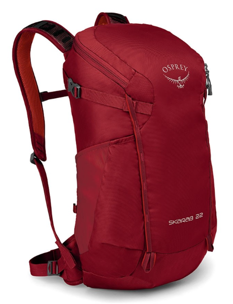 Osprey Skarab 22 mystic red