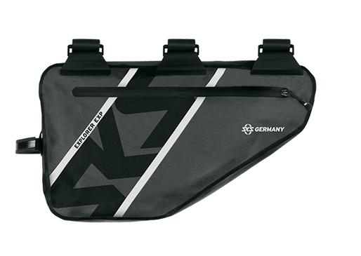 SKS Explorer Exp. Rahmentasche schwarz