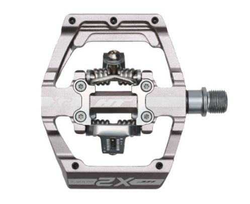 HT Components X2 Pedal Grey