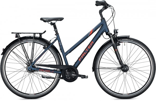 """Falter C 5.0 Trapez 28"""" blue-red"""