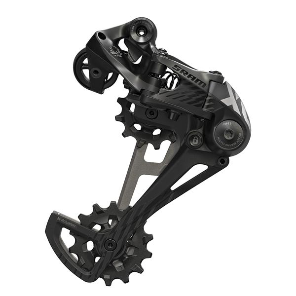 Sram X01 Eagle™ XX1 Eagle™ Rear Derailleur - Type 3 - 1x12-fach - black