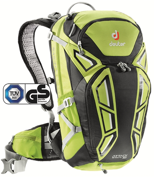 Deuter Attack Enduro 16 apple black