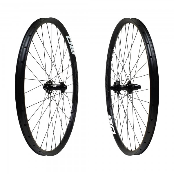 Fun Works N-Light Boost E-Bike Amride 30 Hybrid E-MTB Wheelset 27,5 650b