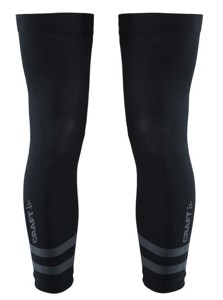 Craft Seamless Knee Warmer black