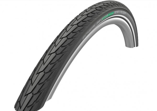 "Schwalbe Road Cruiser Tire Green Guard 16x1,75"" (11101256V)"