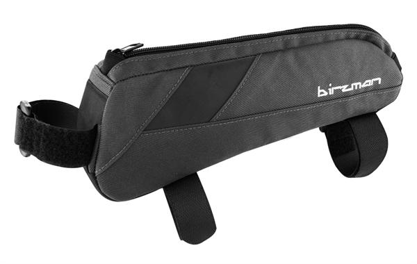 Birzman Belly Tri top tube bag black