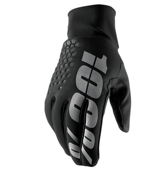 100% Hydromatic Brisker Glove black