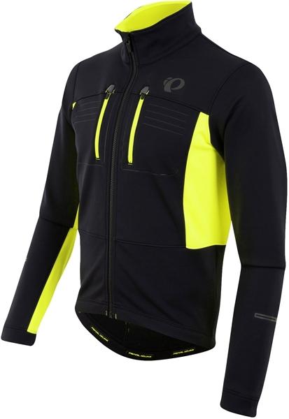 Pearl Izumi Elite Escape Softshell Jacket black/ screaming yellow %