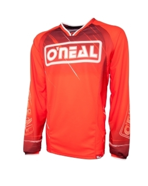 ONeal Element FR Jersey Greg Minnaar Signature red