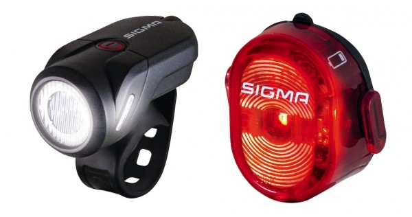 Sigma Light Aura 40 USB front with STVZo approval