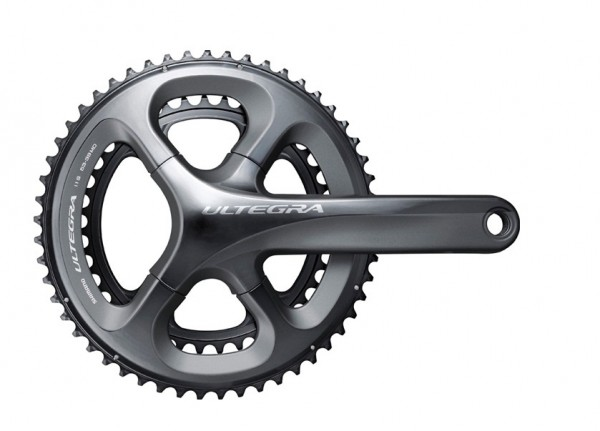 Shimano Ultegra Crankset FC-6800 2-speed 53/39 175mm