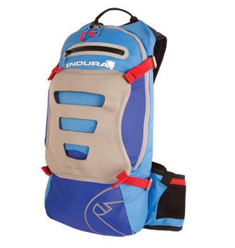 Endura SingleTrack Backpack blue