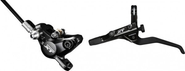 Shimano Deore XT Disc Brakes BR-T8000 front black