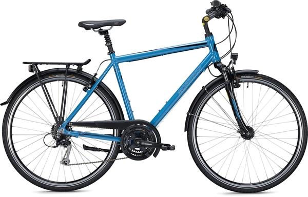 """Morrison Trekkingbike T 2.0 Herren 28"""" Blau Glänzend"""