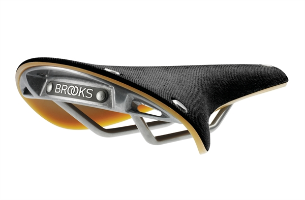 Brooks Saddle Cambium C17 Men Black/Natural