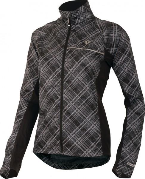 Pearl Izumi Women Elite Barrier Jacket samurai plaid Sale