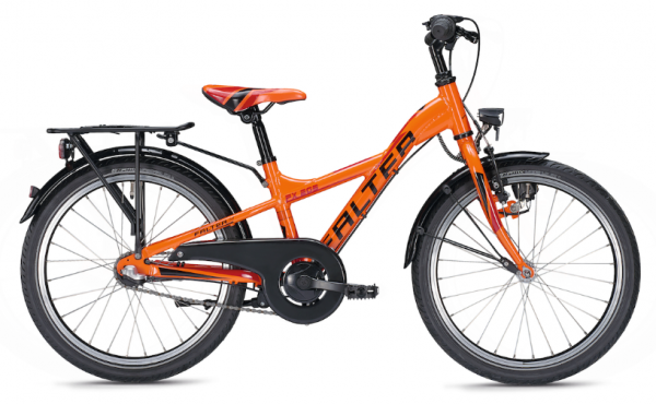Falter FX 203 20 inch Y-Lite orange/black Kids Bike